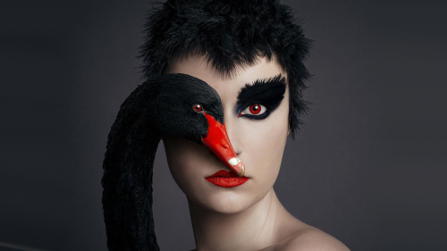 Hungarian Artist Shares An Eye With Animals In Her Stunning Self-Portrait Series (13 New Pics)
