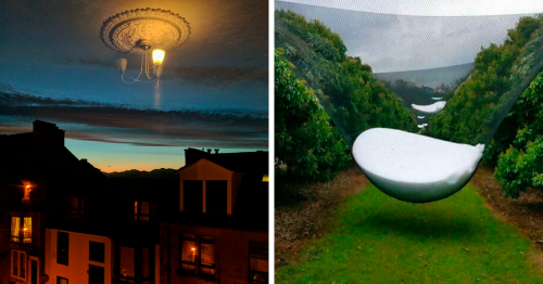 59 Times People Accidentally Noticed Surreal Things In Real Life, So They Shared It On This Online Group