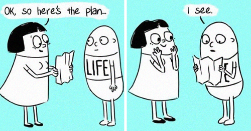 This Artist Creates Relatable Comics About Life As A Woman (110 Pics)