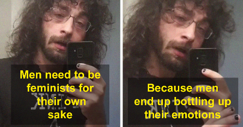 Man Gives A Crystal Clear Explanation On Why Men Need Feminism