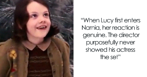 58 Unscripted Performances That Were So Good, They Ended Up In The Final Cut