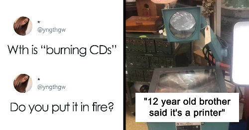 31 Very Millennial Things That Today's Kids Have No Clue About
