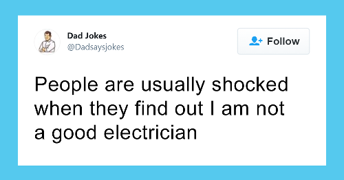 81 Punny Dad Jokes From This Account Dedicated Entirely To Them (New Pics)