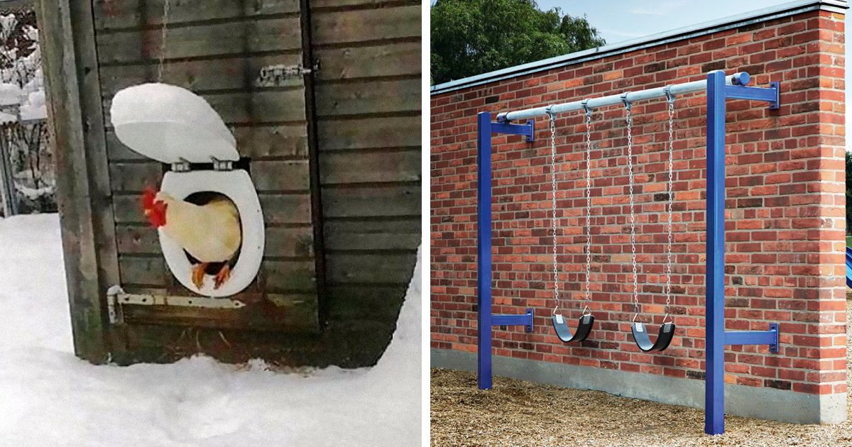 This Instagram Account Celebrates Ugly Gardens In All Their Horrible Glory, And Here Are 72 Of The Worst Pics