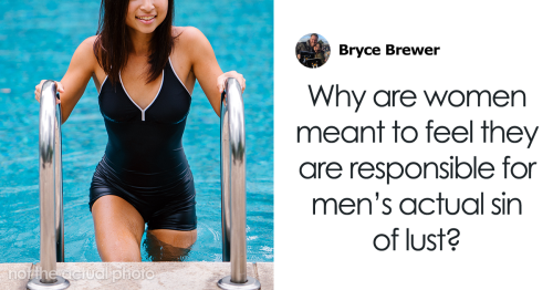 Pastor Apologizes For Making Girls Wear 'Non-Distracting' Clothes Instead Of Teaching Boys To Respect Them