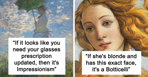 Art Historian Goes Viral For Hilarious Tips On How To Become An 'Art Expert'