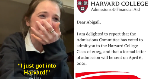 Girl's Harvard University Admissions Essay On The Reality Of Losing A Parent Is Going Viral