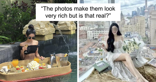 TikToker Spills The Tea About How Exactly Some Chinese Influencers Trick People Into Thinking They're Super Rich