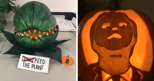 197 Times People Took Halloween Pumpkin Carving To A Whole New Level And Created These Masterpieces