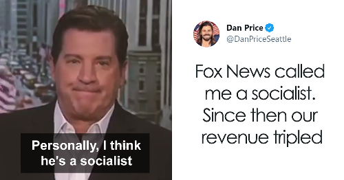 CEO Who Was Criticized By Fox News For Cutting His Salary In Order To Have A $70K Minimum Wage For His Employees Celebrates His Success