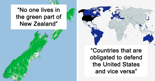56 Informative Maps People Shared On This Group That Might Change Your Perspective On Things (New Pics)