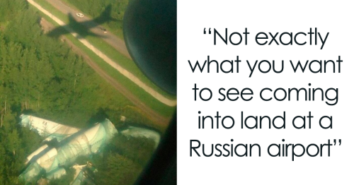 'A Normal Day In Russia': 96 Of The Most Bizarre Things People Spotted In Russia