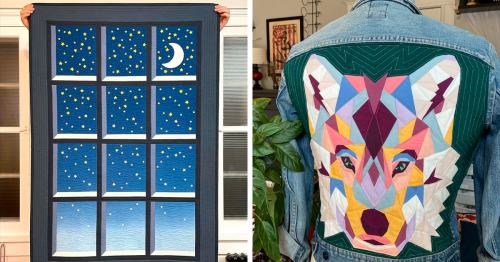 123 Beautifully Patterned Quilts That People Were So Proud Of Making, They Had To Share The Photos Online