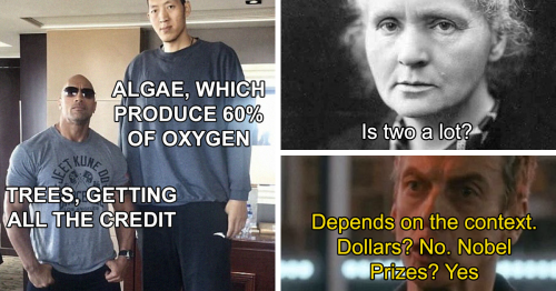 50 Of The Most Clever Science Memes That Perfectly Blend Humor With Knowledge