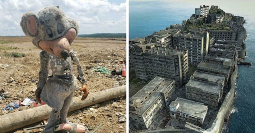 68 Eerie Pictures Of Abandoned Places, As Shared In This Online Community (New Pics)