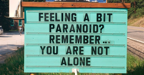 Someone In Colorado Is Putting The Funniest Signs, And The Puns Are Priceless (70 New Pics)