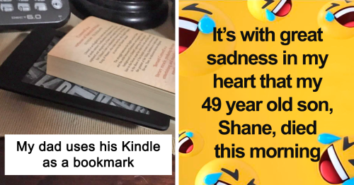 50 Of The Funniest Times That Old People Failed At Using Something Correctly