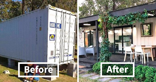 The 'Shipping Container World' Instagram Account Is Dedicated To Cool Looking Homes Built From Recycled Shipping Containers (71 Pics)