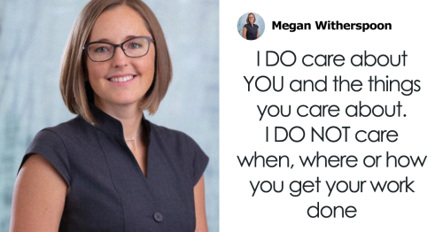 Manager Speaks Up About The Flexibility All Parents Need At Work In A Viral LinkedIn Post