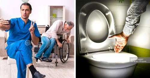 This Twitter Page Collects 'Cursed' Stock Images And Here's 61 Of The Most Baffling Ones