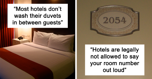 10 Hotel Industry Secrets Shared By An Ex-Employee