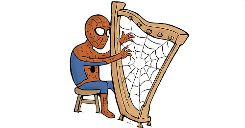 Artist Shows What Superheroes Are Doing When They Are Not Saving The World (32 New Pics)
