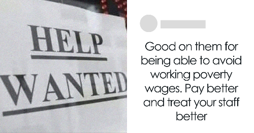 Some US Restaurants Are Struggling To Find New Employees, And People Lay Down The Reasons Why