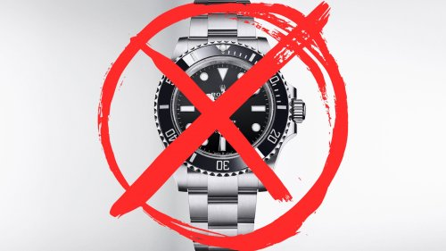 Rolex Explains Why You Can Never Buy Its Watches