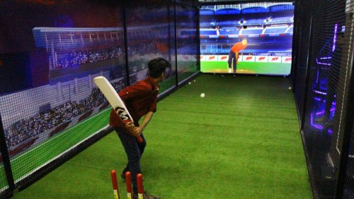 Your Summer Is Sorted Thanks To A New Sports Bar With Its Own Cricket Simulator