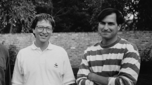 Bill Gates Saved Apple From Bankruptcy With $200 Million Investment In 1997