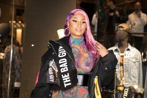 Nicki Minaj Responds To Rumors She Uses Cocaine During Sniffly IG Live: 'I Wanna Make This Clear'