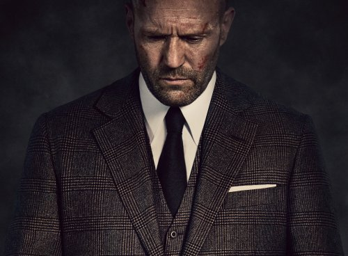 "#BOSSIPExclusive: Jason Statham Talks ""Wrath Of Man,"" Reuniting With Guy Ritchie, Doing Terrible Things To Post Malone, ""Hobbs & Shaw 2"" & More!"