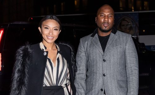 Labor Of Love: Pregnant Jeannie Mai Jenkins Began IVF Treatments The Day Of Her Wedding To Jeezy