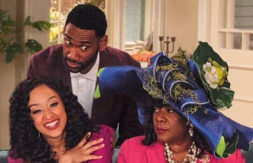 """BOSSIP Exclusive: Loretta Devine & Anthony Alabi Talk """"Family Reunion"""" Part 3, Tease Kenya Moore's Guest Appearance & More!"""