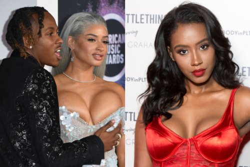 Tori Brixx Blasts Baby Daddy Rich Da Kid For Tongue Kiss Creepin' With Model Raven Tracy