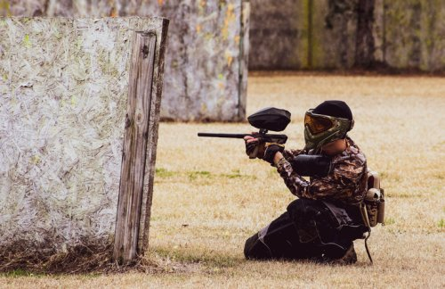 Florida Man Takes 10-Year-Old Son On Paintball Drive-By, Child Gets Run Over & Hit By Return Gunfire