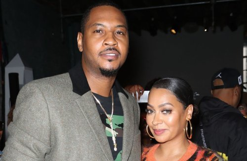 Here's What Happened When Lala Anthony Filed For Divorce From Carmelo Anthony