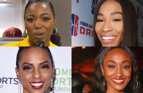 Atlanta Dream Announces LaChina Robinson, Tabitha Turner, Angel Gray, And Autumn Johnson 1st Black Woman Broadcast Crew In WNBA History