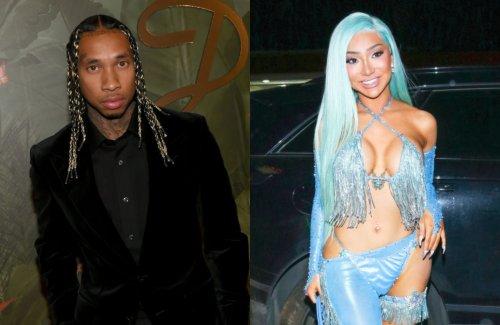 Yiiikes! Tyga Slams Transgender Influencer Nikita Dragun For Suggesting He Slid Into Her DMs, 'Clout Kills'
