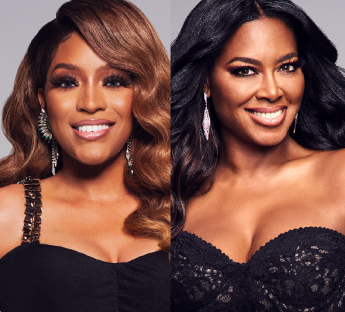 Drew Sidora #RHOA Responds To Kenya Moore's 'Cultural Appropriation' Allegations, Confirms Choctaw Native American Heritage