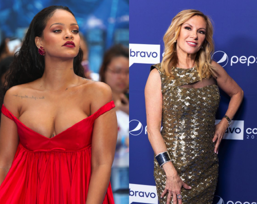 Call Andy, ASAP: #RHONY Watcher Rihanna Responds To Ramona Mocking Leah's Clothing Line—'What Was Said?'