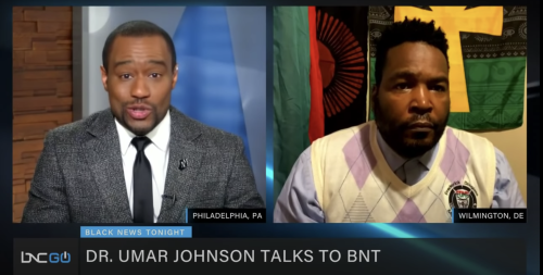 Marc Lamont Hill Interviews Dr. Umar Johnson About His Academy And Alleged Beef With Kevin Samuels [Video]