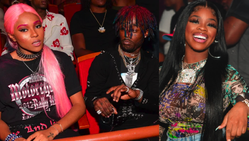 Beef Brewin': Lil Uzi's Ex Brittany Byrd & JT Trade Shade, Hurl 'Homeless' & Domestic Abuse' Allegations At Each Other