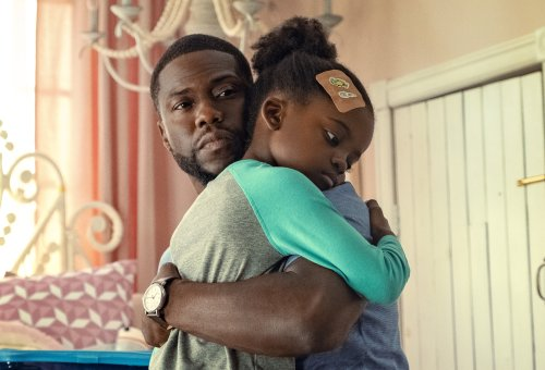 "Netflix & Feels: Kevin Hart Stars In Heart-Melting ""Fatherhood"" Trailer That Will Make Your Eyes Sweaty"