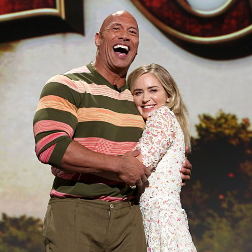 """""""Jungle Cruise"""" Exclusive: The Rock And Emily Blunt Talk Painfully Punning And Women Wearing Pants (SHOCKER!!!)"""