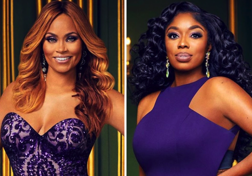 'She Ain't Got Nothing Else To Do!' Gizelle Bryant Explains The #RHOP Teaser Tension Between Her & Wendy Osefo