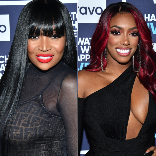 Exhausting Ex-Friend Files: Marlo Blasts 'Fakest Of Them All' Porsha & Sends Strippergate Shade 'I Know You're Lying…'