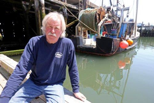 Massachusetts fishermen fear 'dead zones' as massive wind farms loom