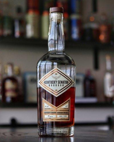 133: Whiskey with a Side of History - Kentucky Senator Bourbon - Bourbon Lens