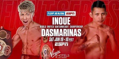 Match of the week: Naoya Inoue vs Michael Dasmarinas